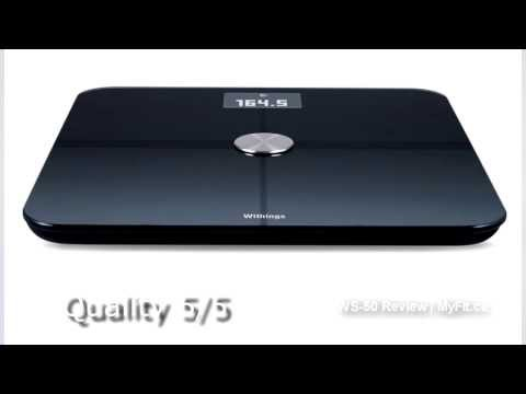 MyFit Review | WS-50 Withings Smart Body Analyzer | 4.5/5 It s Really Great!