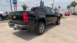 2019 Chevrolet Colorado Brownsville, McAllen, Harlingen, Rio Grande City, Raymonville, TX K1186276