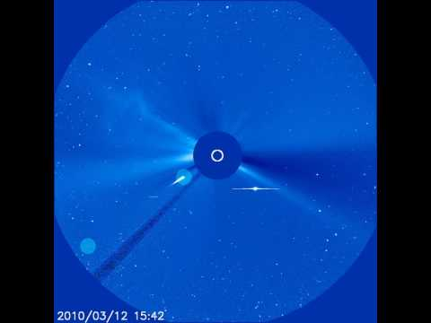 Series of Sungrazer Comets with SOHO - March 2010