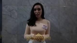 Audisi Puteri Indonesia 2017 Di Ikuti Artis Model dan Mahasiswi