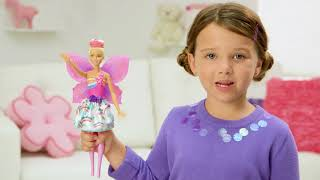 Barbie Dreamtopia Rainbow Cove Fairy Doll