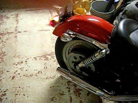02 Harley Davidson 883 sportster