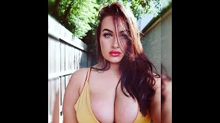 Uncensored Sexy Nude Girl Shows Off Her Big Boobs & A$$ For Money