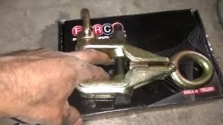 Зажим для кузовного ремонта своими руками 37