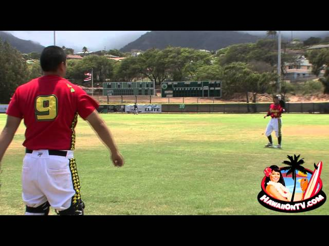 Maui Pro Baseball Na Koa Ikaika vs San Rafael