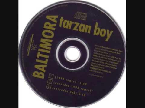 BALTIMORA - Tarzan Boy (rare extended dub)