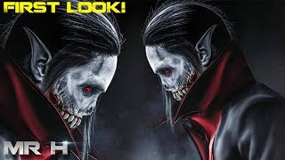 FIRST LOOK Jared Leto As Michael Morbius - Morbius The Living Vampire