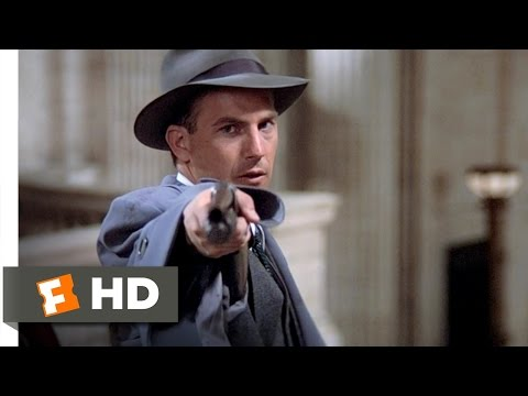 The Untouchables movie clips: http://j.mp/1BcPG9X BUY THE MOVIE: http://amzn.to/sW4EVr Don't miss the HOTTEST NEW TRAILERS: http://bit.ly/1u2y6pr CLIP DESCRIPTION: Ness (Kevin Costner) and...