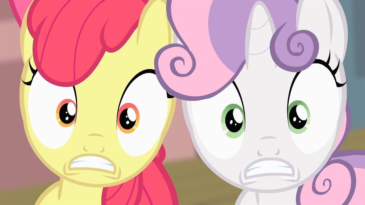 Apple Bloom Amp Sweetie Belle What Youtube