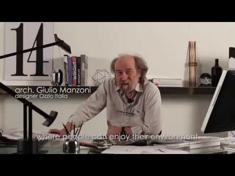 4x4 | A Design Story by Ozzio Italia - The story behind the Extendable Table 4x4 told by its inventor, designer Giulio Manzoni