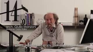 4x4 | A Design Story by Ozzio Italia - La storia del Tavolo Allungabile 4x4 raccontata attraverso le parole del suo ideatore, l'architetto Giulio Manzoni