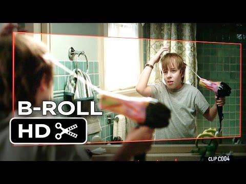Alexander and the Terrible, Horrible, No Good, Very Bad Day B-Roll Part 1 (2014) - Movie HD
