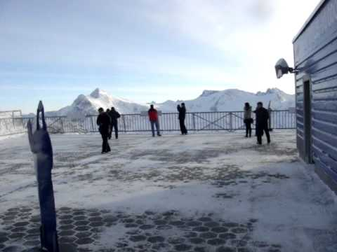 My Switzerland - Mount Titlis Panorama with Trafalgar Tours MOV08670.MPG