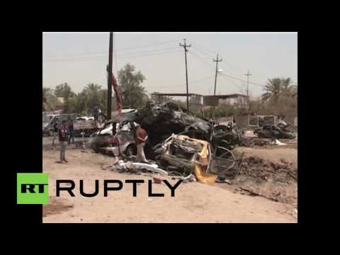 Iraq: 17 killed in Khalis car bomb attack, IS claims responsibility