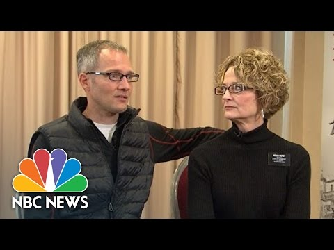 Family Of Utah Missionary Mason Wells Injured In Brussels Prays For His Recovery | NBC News