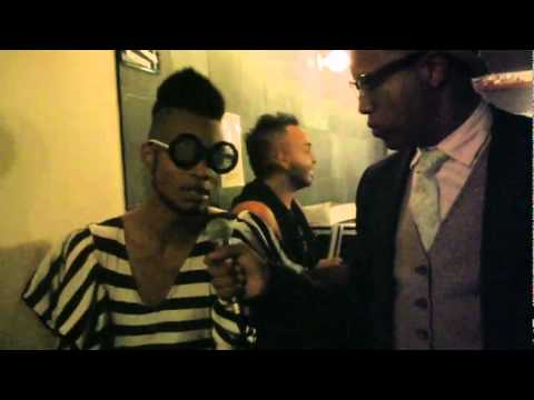 Chevelb Interviews Stevieboi At Ny Fashion Week