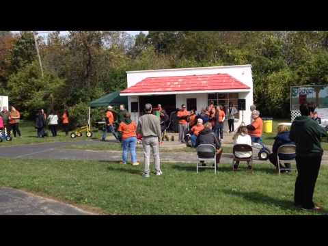 2014 Annual Tricycle Relay Race for Indiana School for the Blind