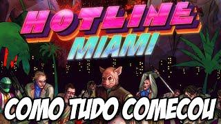 Hotline Miami PS4 - Como Tudo Começou