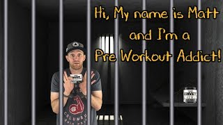 Convict Pre workout got me arrested! | Condemned Labz Convict review