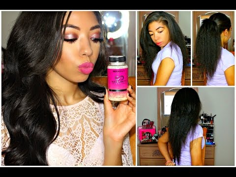 Hairfinity 45 Day Review:  The Good AND Bad!