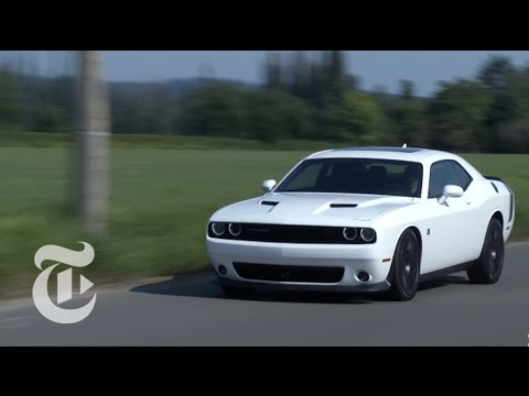 2015 Dodge Challenger R/T Scat Pack   Driven: Car Reviews   The New York Times