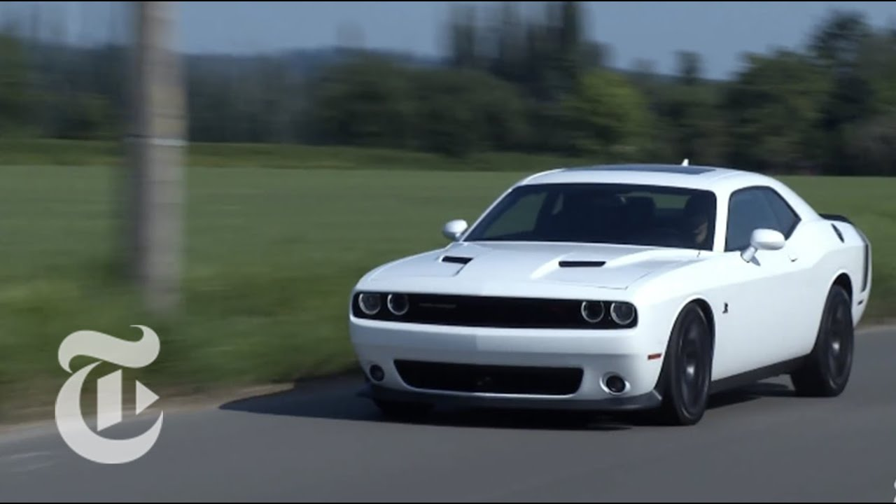 2015 Dodge Challenger RT Scat Pack Driven Car Review