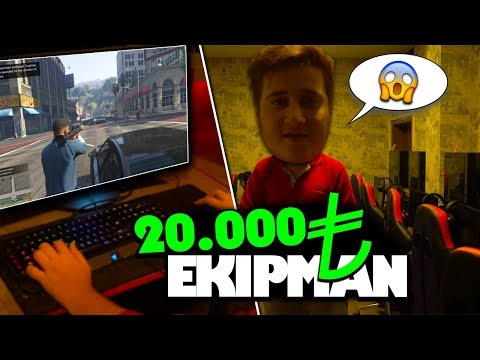 2.000 TL VS 20.000 TL EKİPMANLI İNTERNET KAFE !! #UcuzvsPahalı