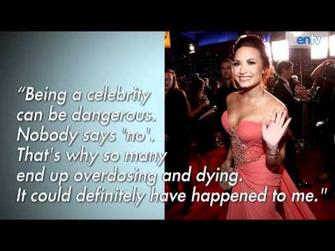 0 Demi Lovato Tell All Interview: Talks About History of Drug Abuse, Eating Disorders and Violence