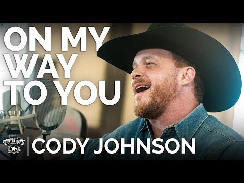 Download Lagu  Cody Johnson - On My Way To You Acoustic // The Church Sessions Mp3 Free