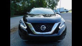 BRAND NEW 2019 Nissan Murano PLATINUM AWD 3387 . NEW GENERATIONS. WILL BE MADE IN 2019.
