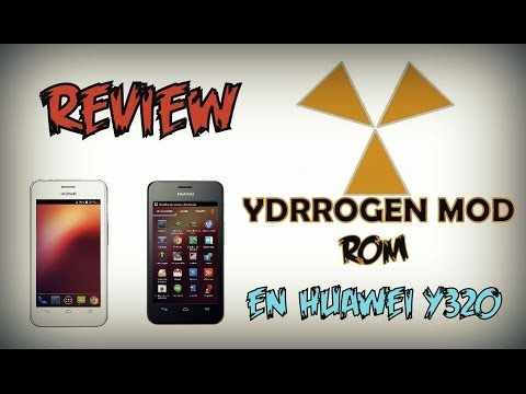 [Review] Rom YDROGENMOD-Uprime para Huawei y320