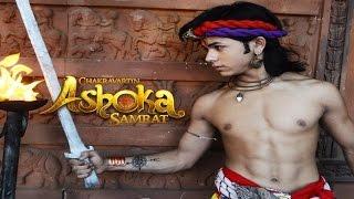 Chakravartin Ashoka Samrat - 25th April 2016 : Ashoka is Angry and Fight with Soldiers !