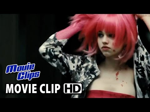 KITE 'I Kill Them Back' Official Movie Clip (2014) HD