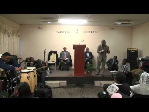 Reveil 2012 Frere Jude D'aout (d'haiti, radio shalom) 4eme jour