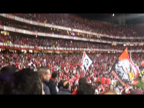 GOLO DO LIMA (2-0) , SL BENFICA-SPORTING 21 de ABRIL DE 2013
