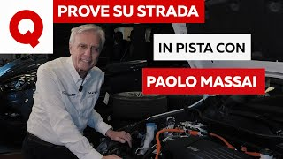 La nuova Honda CR-V Hybrid: ce la racconta Paolo Massai