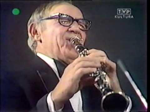 Benny Goodman At Sala Kongresowa, Warsaw Poland 1976 #3