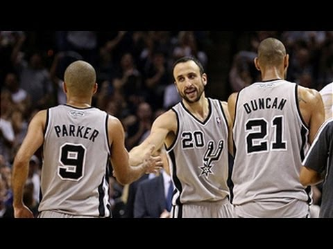 NBA Playoffs Minimovie - Week #5 - Western Conference