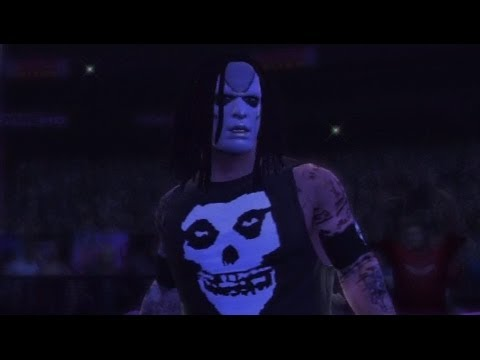 WWE '13 Community Showcase: Vampiro (PlayStation 3)