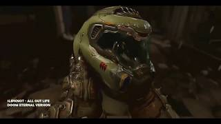 We Are Not Your Kind, Slipknot - All Out Life (Doom Eternal Version With 8D)
