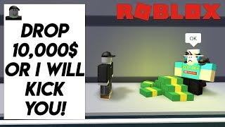 DARES ON ROBLOX #5 FUNNY! | Roblox Jailbreak