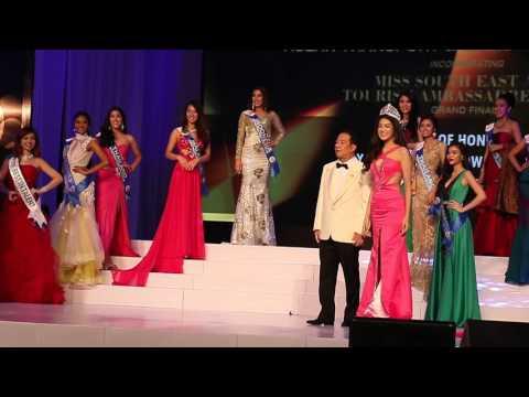Miss South East Asia Tourism Ambassadress 2015 - 2nd Runner Up