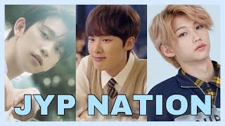 THE MOST HANDSOME ARTIST UNDER JYP NATION (DAY6, GOT7, STRAY KIDS, 2PM, BOY STORY, JYP ACTORS, etc.)