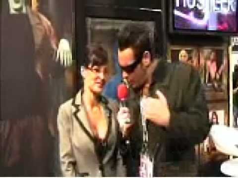 AVN MILF Winner Porn Star Lisa Ann 2009 Nailin Palin Harleys XXX TV
