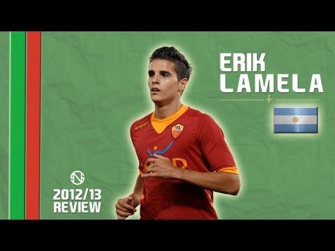 ERIK LAMELA | Goals, Skills, Assists | Roma | 2012/2013 (HD)