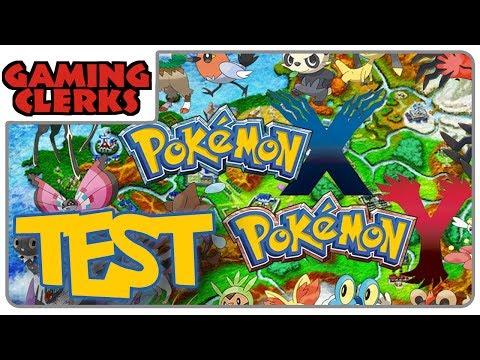 Pokemon X & Y   Test // Review