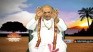 Garikapati Narasimha Rao About Reflection of a Person | Nava Jeevana Vedam |  Episode 1340