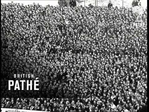 United v Everton 1969