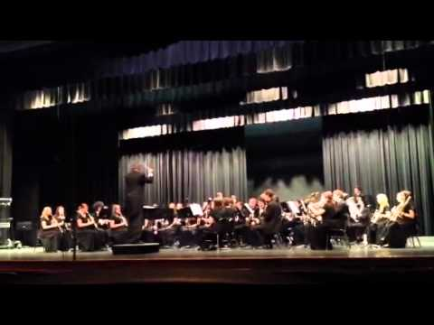 MHS Band @ North Lincoln High School: To a New Dawn