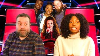 Who Will Win 'The Voice'? Our Prediction + Adam Levine Responds To Fan BACKLASH!